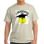 College Grad Ash Grey T-Shirt