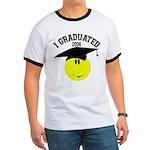 College Grad Ringer T