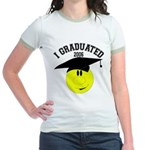 College Grad Jr. Ringer T-Shirt