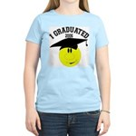 College Grad Women's Pink T-Shirt