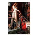 Accolade / Dobie Postcards (Package of 8)