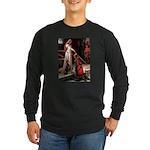 Accolade / Dobie Long Sleeve Dark T-Shirt
