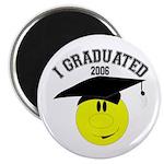College Grad Magnet
