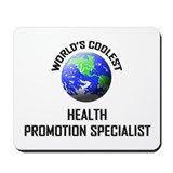 World's Coolest HEALTH PROMOTION SPECIALIST Mousep