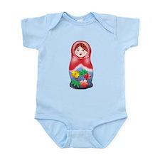 May Day Nesting Doll Infant Bodysuit
