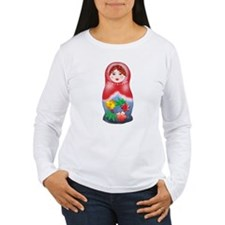 May Day Nesting Doll T-Shirt