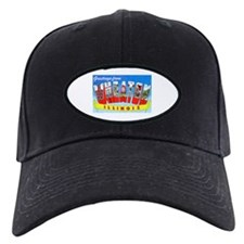 Wheaton Illinois Greetings Baseball Hat