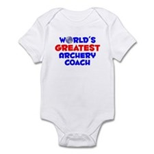 World's Greatest Arche.. (A) Infant Bodysuit