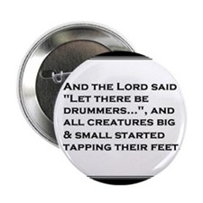 "And the Lord said... 2.25"" Button"