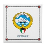 Tile Coaster - KUWAIT