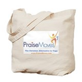PraiseMoves 2-sided Full-color Tote Bag