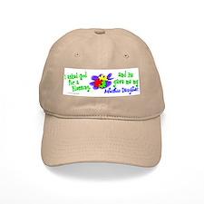 Blessing 2 (Autistic Daughter) Baseball Cap