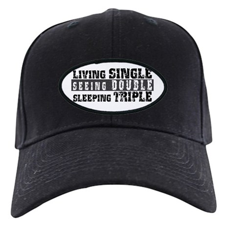 Living Single... Black Cap