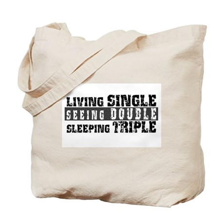 Living Single... Tote Bag