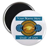 College Grad Personalized Magnet