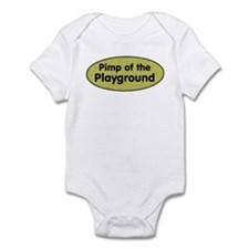 Pimp Of The Playground Infant Bodysuit