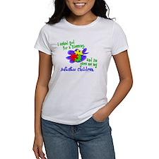 Blessing 2 (Autistic Children) Tee