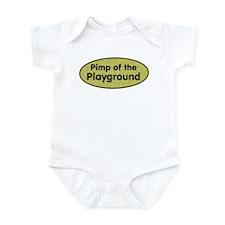 Pimp Of The Playground Infant Bodysuit