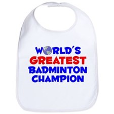 World's Greatest Badmi.. (A) Bib