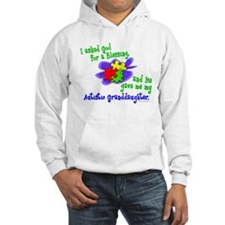 Blessing 2 (Autistic Granddaughter) Hoodie