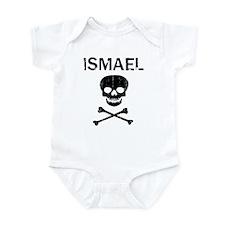 ISMAEL (skull-pirate) Infant Bodysuit
