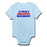 World's Greatest Bioch.. (A) Infant Bodysuit