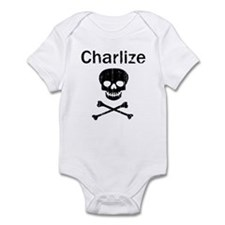 Charlize (skull-pirate) Onesie