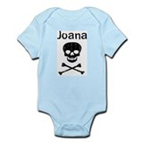 Joana (skull-pirate) Onesie