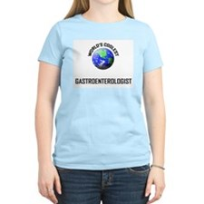 World's Coolest GASTROENTEROLOGIST T-Shirt