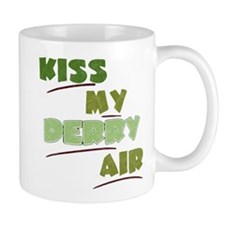 Kiss My Derry Air Small Mug