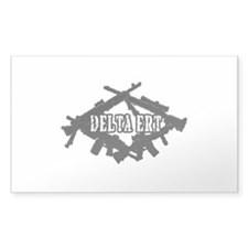Delta Team ERT Rectangle Decal
