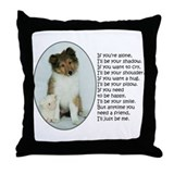 I'll Be Your Friend Throw Pillow