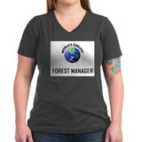 World's Coolest FOREST MANAGER Shirt