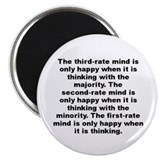 "Milne quote 2.25"" Magnet (100 pack)"