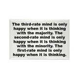 Milne quote Rectangle Magnet (10 pack)