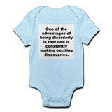 Milne quote Infant Bodysuit