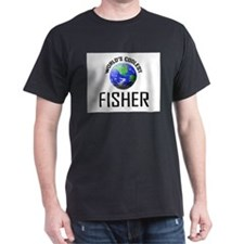 World's Coolest FISHER T-Shirt