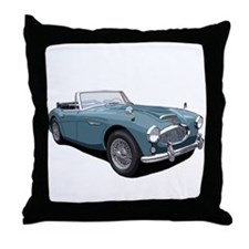 The Avenue Art Throw Pillow