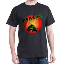"""""""Apache Helicopter"""" T-Shirt"""