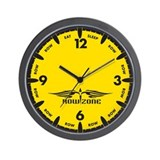 RowZone Wall Clock