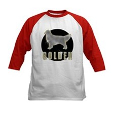 Bling Golden Retriever Tee
