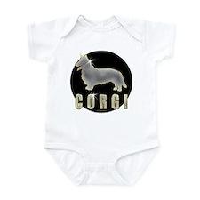 Bling Corgi Infant Bodysuit