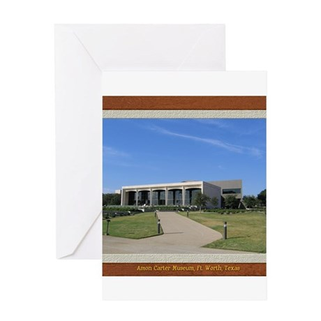 Amon Carter Museum Greeting Card