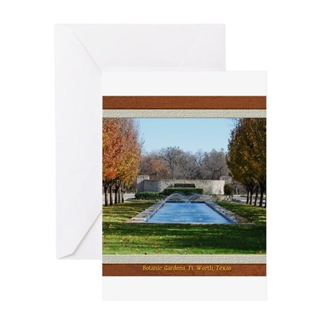 Botanic Gardens Greeting Card