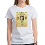 Wanted Creepy Karpis Women's T-Shirt