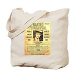 Wanted Creepy Karpis Tote Bag