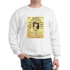 Wanted Creepy Karpis Sweatshirt