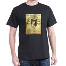 Wanted Creepy Karpis T-Shirt