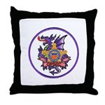 Secret Service OPSEC Throw Pillow