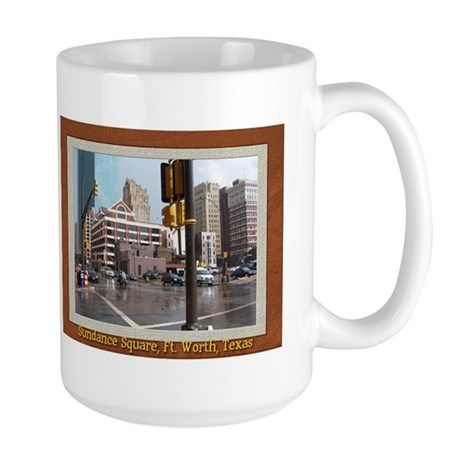 Sundance Square Large Mug